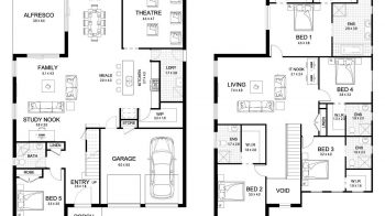 Floor plans in Sydney